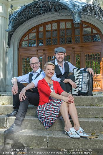 Werbeshooting für Festspielprogramm - Theaterpark Berndorf - Sa 13.06.2020 - Robert KOLAR, Kristina SPRENGER, Helmut (Helmuth) Thomas STIPPIC83