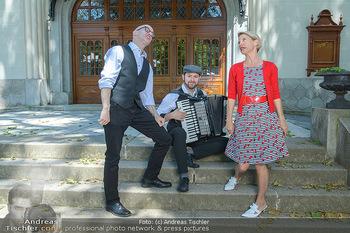 Werbeshooting für Festspielprogramm - Theaterpark Berndorf - Sa 13.06.2020 - Robert KOLAR, Kristina SPRENGER, Helmut (Helmuth) Thomas STIPPIC84