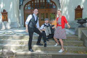 Werbeshooting für Festspielprogramm - Theaterpark Berndorf - Sa 13.06.2020 - Robert KOLAR, Kristina SPRENGER, Helmut (Helmuth) Thomas STIPPIC85
