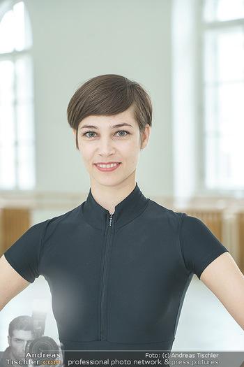 Staatsopernballett beim Training - Wiener Staatsoper - Fr 19.06.2020 - Maria YAKOVLEVA (Portrait)19