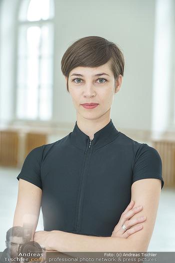Staatsopernballett beim Training - Wiener Staatsoper - Fr 19.06.2020 - Maria YAKOVLEVA (Portrait)20