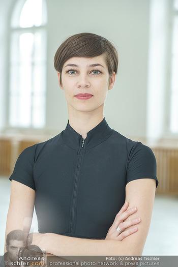 Staatsopernballett beim Training - Wiener Staatsoper - Fr 19.06.2020 - Maria YAKOVLEVA (Portrait)21