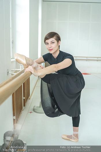 Staatsopernballett beim Training - Wiener Staatsoper - Fr 19.06.2020 - Maria YAKOVLEVA23