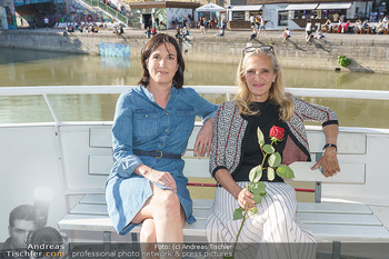 Liebesg´schichten und Heiratssachen - MS Blue Danube, Wien - Mi 24.06.2020 - Nina HOROWITZ, Kathrin (Katrin) ZECHNER2