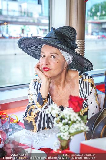 Liebesg´schichten und Heiratssachen - MS Blue Danube, Wien - Mi 24.06.2020 - Andrea BUDAY (ehemalige Kandidatin)24