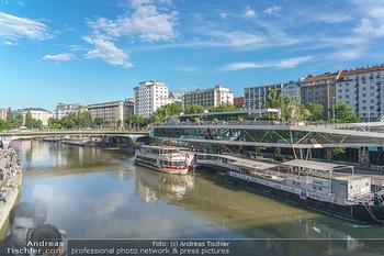 Liebesg´schichten und Heiratssachen - MS Blue Danube, Wien - Mi 24.06.2020 - Schiff MS Blue Danube und Motto am Fluss Restaurant am Donaukana48