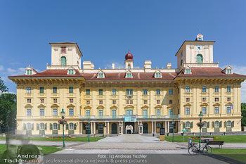 Wir spielen für Österreich - Bühnenfotos - Schloss Esterhazy, Eisenstadt - Fr 26.06.2020 - Schloss Esterhazy von außen2