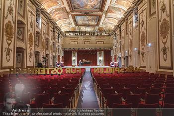 Wir spielen für Österreich - Bühnenfotos - Schloss Esterhazy, Eisenstadt - Fr 26.06.2020 - Haydnsaal, Schloss Esterhazy8