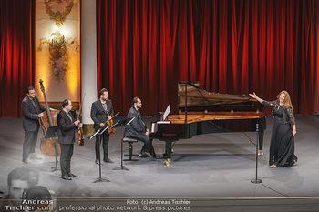 Wir spielen für Österreich - Bühnenfotos - Schloss Esterhazy, Eisenstadt - Fr 26.06.2020 - Janoska Ensemble, Martina SERAFIN40