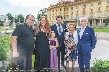 Wir spielen für Österreich - Empfang - Henrici, Eisenstadt - Fr 26.06.2020 - Familie Harald, Ingeborg, Daniel und Martina SERAFIN mit Tochter40