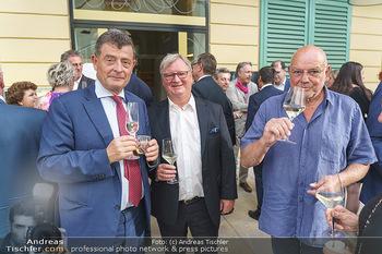 Wir spielen für Österreich - Empfang - Henrici, Eisenstadt - Fr 26.06.2020 - Stefan OTTRUBAY, Karl WESSELY, Wolfgang BÖCK55