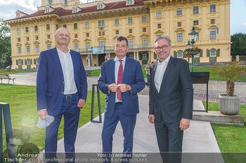 Wir spielen für Österreich - Empfang - Henrici, Eisenstadt - Fr 26.06.2020 - Stefan OTTRUBAY, Peter SCHÖBER, Alexander WRABETZ69
