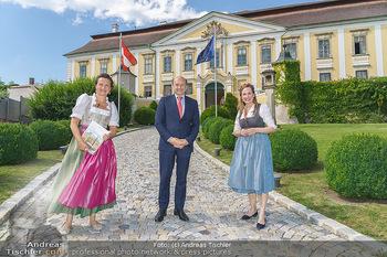 Ein fest für Dominique Meyer - Schloss Gobelsburg, NÖ - Mi 01.07.2020 - Eva MOOSBRUGGER, Dominique MEYER, Maria GROßBAUER1