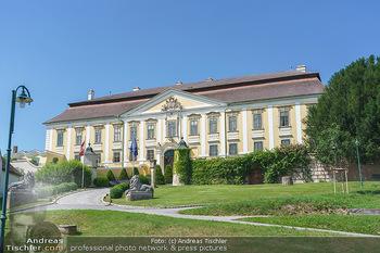 Ein fest für Dominique Meyer - Schloss Gobelsburg, NÖ - Mi 01.07.2020 - Schloss Gobelsburg, Auffahrt2