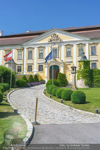 Ein fest für Dominique Meyer - Schloss Gobelsburg, NÖ - Mi 01.07.2020 - Schloss Gobelsburg, Auffahrt4