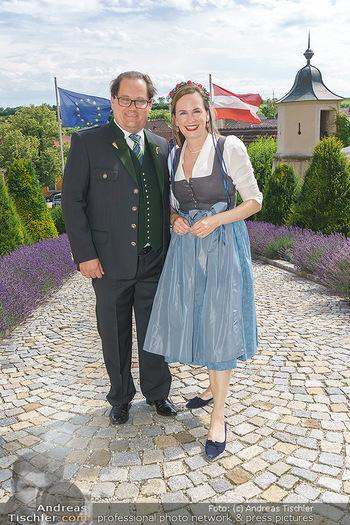 Ein fest für Dominique Meyer - Schloss Gobelsburg, NÖ - Mi 01.07.2020 - Maria und Andreas GROßBAUER9