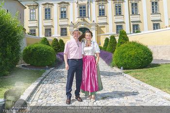 Ein fest für Dominique Meyer - Schloss Gobelsburg, NÖ - Mi 01.07.2020 - Schlossherr und Schlossherrin Michael und Eva MOOSBRUGGER21