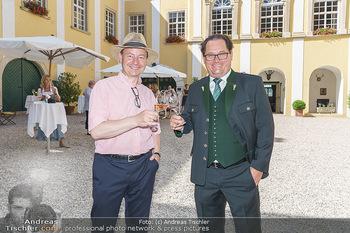 Ein fest für Dominique Meyer - Schloss Gobelsburg, NÖ - Mi 01.07.2020 - Schlossherr Michael MOOSBRUGGER, Andreas GROßBAUER32
