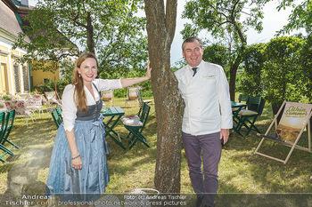 Ein fest für Dominique Meyer - Schloss Gobelsburg, NÖ - Mi 01.07.2020 - Maria GROßBAUER, Toni MÖRWALD47