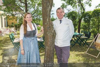 Ein fest für Dominique Meyer - Schloss Gobelsburg, NÖ - Mi 01.07.2020 - Maria GROßBAUER, Toni MÖRWALD48