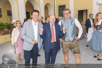 Ein fest für Dominique Meyer - Schloss Gobelsburg, NÖ - Mi 01.07.2020 - Piotr BECZALA, Dominique MEYER, Andreas SCHLAGER51