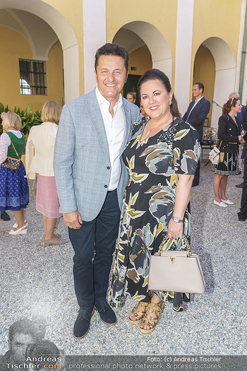 Ein fest für Dominique Meyer - Schloss Gobelsburg, NÖ - Mi 01.07.2020 - Piotr und Kasia BECZALA55