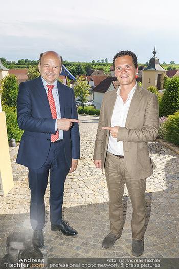 Ein fest für Dominique Meyer - Schloss Gobelsburg, NÖ - Mi 01.07.2020 - Dominique MEYER, Andre COMPLOI58
