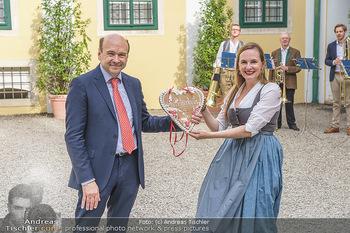 Ein fest für Dominique Meyer - Schloss Gobelsburg, NÖ - Mi 01.07.2020 - Dominique MEYER, Maria GROßBAUER68