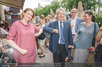 Kochbuchpräsentation - Habibi & Hawara - Do 02.07.2020 - Beate MEINL-REISINGER, Heinz FISCHER15