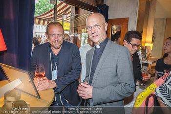 Kochbuchpräsentation - Habibi & Hawara - Do 02.07.2020 - Gery KESZLER, Anton Toni FABER25