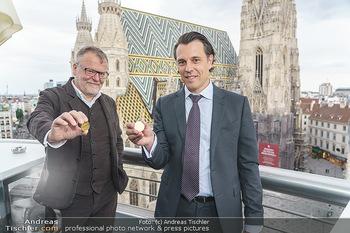Philoro Golden Winner Dinner - Do&Co Wintergarten - Do 16.07.2020 - Rudi Rudolf BRENNER, Stefan RUZOWITZKY1