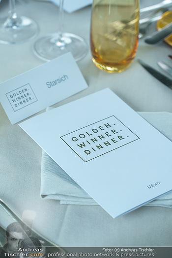 Philoro Golden Winner Dinner - Do&Co Wintergarten - Do 16.07.2020 - 2
