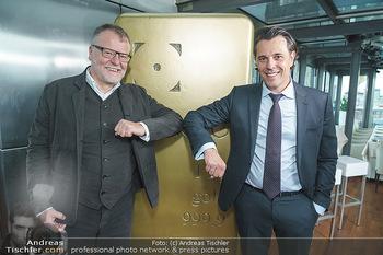Philoro Golden Winner Dinner - Do&Co Wintergarten - Do 16.07.2020 - Rudi Rudolf BRENNER, Stefan RUZOWITZKY13