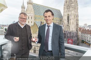 Philoro Golden Winner Dinner - Do&Co Wintergarten - Do 16.07.2020 - Rudi Rudolf BRENNER, Stefan RUZOWITZKY15