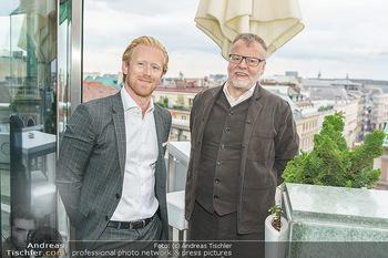 Philoro Golden Winner Dinner - Do&Co Wintergarten - Do 16.07.2020 - Niko PELINKA, Stefan RUZOWITZKY27