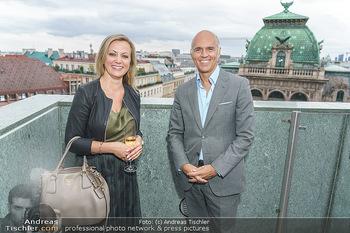 Philoro Golden Winner Dinner - Do&Co Wintergarten - Do 16.07.2020 - Monika POECKH-RACEK, Rudi KOBZA29