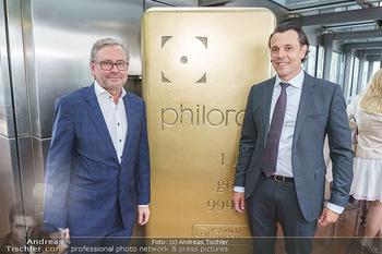 Philoro Golden Winner Dinner - Do&Co Wintergarten - Do 16.07.2020 - Alexander WRABETZ, Rudolf Rudi BRENNER44