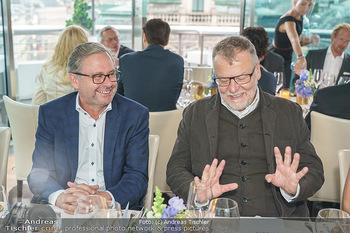 Philoro Golden Winner Dinner - Do&Co Wintergarten - Do 16.07.2020 - Alexander WRABETZ, Stefan RUZOWITZKY56