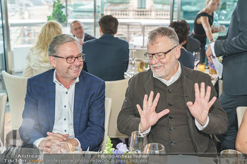 Philoro Golden Winner Dinner - Do&Co Wintergarten - Do 16.07.2020 - Alexander WRABETZ, Stefan RUZOWITZKY57