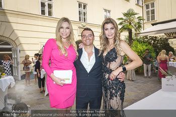 Sommerfest - Beauty & Lifestyle Spa Palais Esterhazy - Mi 22.07.2020 - Bianca SPECK, Antonio BARBARO, Carmen KNOR (STAMBOLI)8