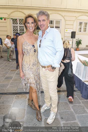 Sommerfest - Beauty & Lifestyle Spa Palais Esterhazy - Mi 22.07.2020 - Kathi STUMPF, Alex BEZA13