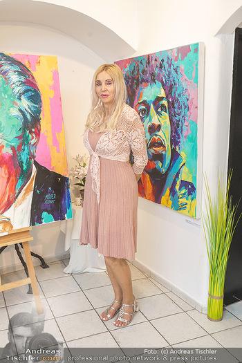 Lugner Gemälde - Galerie Steiner - Do 23.07.2020 - Corinna STEINER4