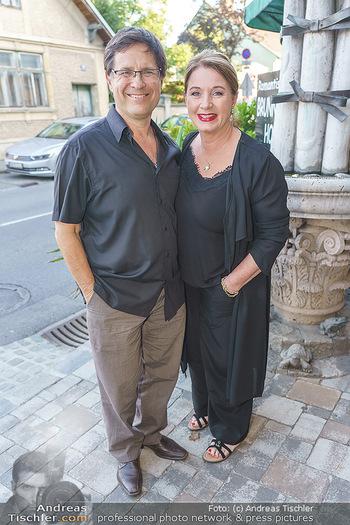 Andy Lee Lang Geburtstag - Marchfelderhof - Mo 27.07.2020 - Gabriela BENESCH, Erich FURRER20