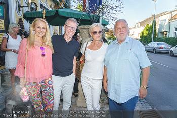 Andy Lee Lang Geburtstag - Marchfelderhof - Mo 27.07.2020 - Peter STÖGER, Ulrike KRIEGLER, Hannes KARTNIG mit Ehefrau Claud38