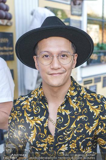 Andy Lee Lang Geburtstag - Marchfelderhof - Mo 27.07.2020 - Vincent BUENO (Portrait)45