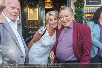 Andy Lee Lang Geburtstag - Marchfelderhof - Mo 27.07.2020 - Manfred AINEDTER, Richard LUGNER, Karin (Zebra) KARRER54