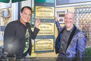 Andy Lee Lang Geburtstag - Marchfelderhof - Mo 27.07.2020 - Gregor GLANZ, Andy LEE LANG70