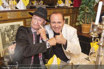 Andy Lee Lang Geburtstag - Marchfelderhof - Mo 27.07.2020 - Gernot KRANNER mit Bruder Reinwald KRANNER83