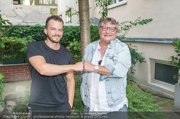 Interviewtermin Seberg und Prokopetz - Agentur Sobieszek, Wien - Mi 29.07.2020 - Jan FRANKL, Joesi PROKOPETZ4