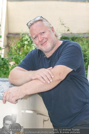 Interviewtermin Seberg und Prokopetz - Agentur Sobieszek, Wien - Mi 29.07.2020 - Gregor SEBERG (Portrait)11